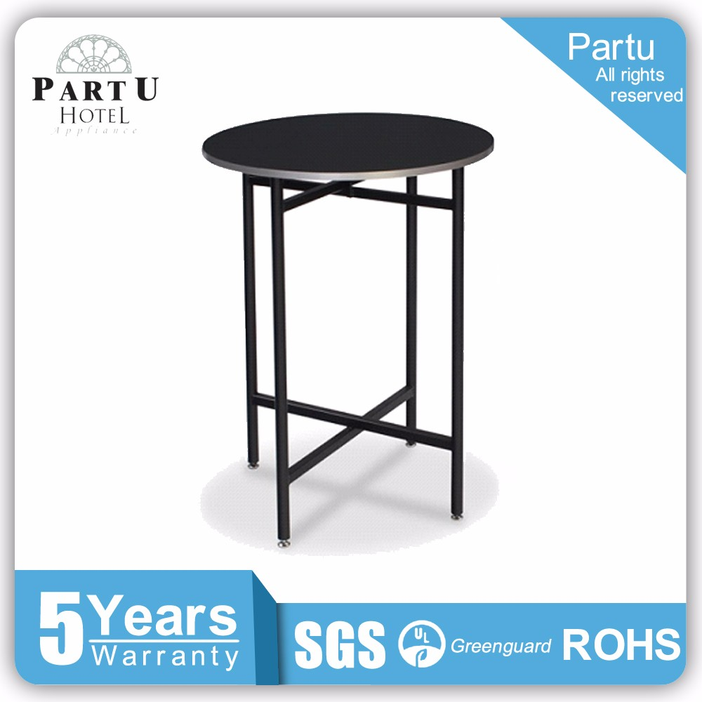 "Partu Up To 60% Recycled Content Cocktail Tables Round 24"" Wholesale Cocktail Tables PT-CTT0008"