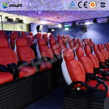 More exciting 5d film 5d movie equipment 5d 6d 7d cinema simulator for sale