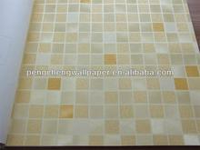 modern mosaic kitchen tile wallpaper / mosaic wallpaper borders