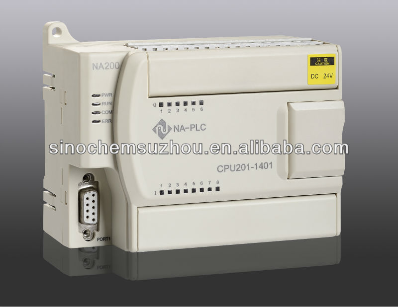 Industrial Automation PLC CPU201-1401 CE & FCC Approved