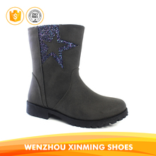 Wholesale cheap price winter boot shoes for children kids girls