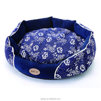 Wholesale dog bed/ promotion dog bed /Chinese style cat bed