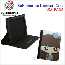 Sublimation Cell Case, High Quality Leather Case for iPad Air