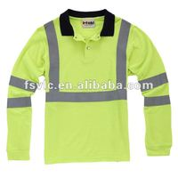 High Visibility Flame Retardant Polo Clothing Shirt