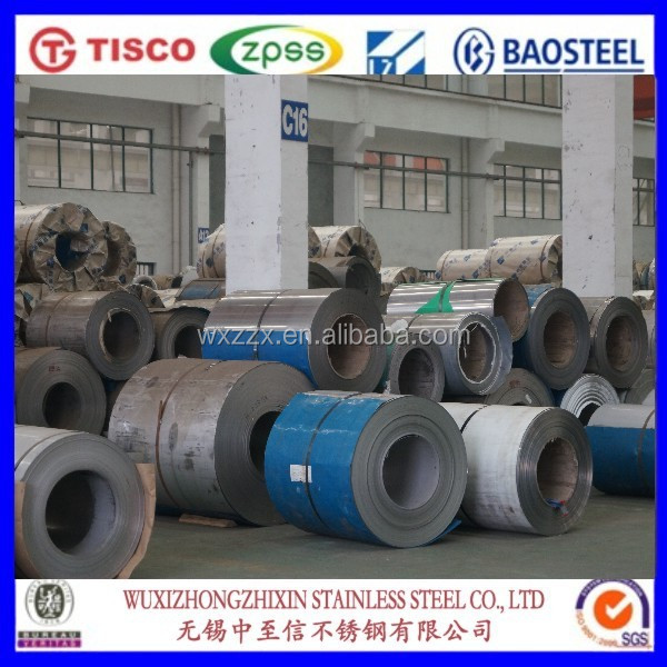 Cold rolled 420 stainless steel coil in low price