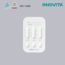 Torch ( TOXO / CMV / RV / HSV II ) Toxoplasma rapid test
