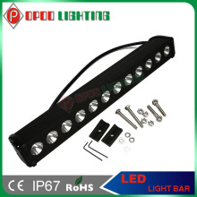 Alibaba cheap police led lights,120w 20'' single row straight police led lights
