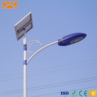 Solar power street light price 100watt led street light outdoor solar street light with pole