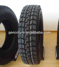 Competitive price and Japan technology radial truck tyre 13r22.5 from GENCOTYRE