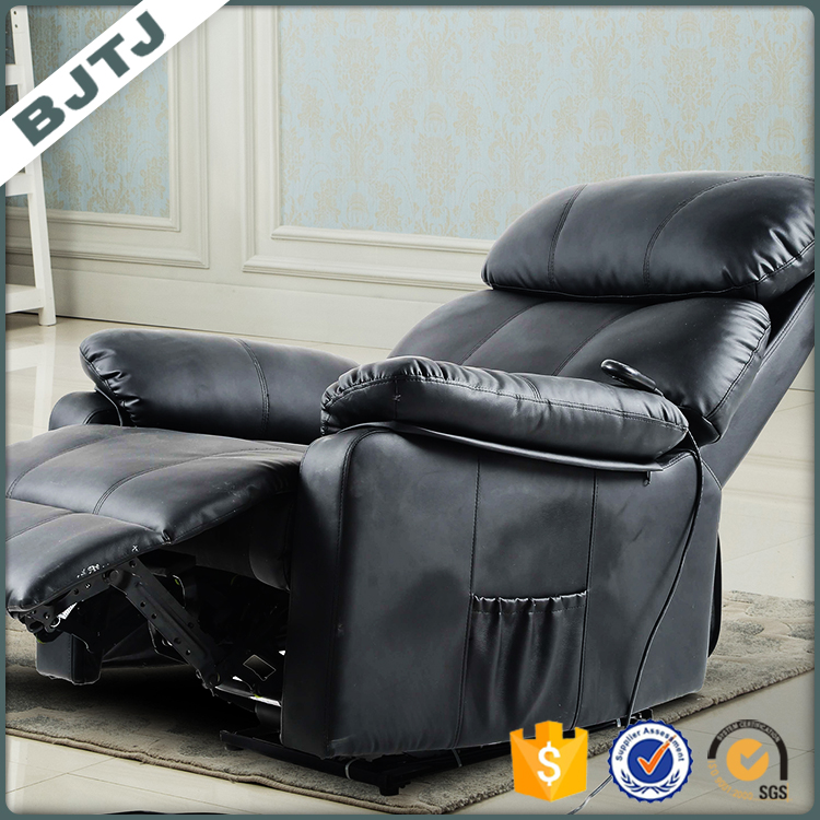 BJTJ New premium electrical popular swivel sofa remote control recliner chair 70280A