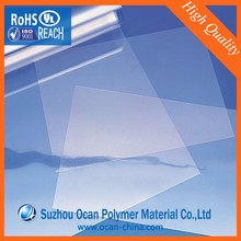 250Micron Super Clear Rigid Pet Film Roll for Window Box Packaging