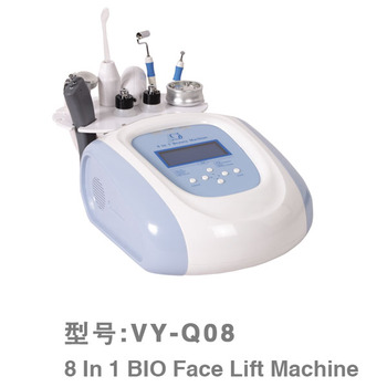 8 in 1 facial machine
