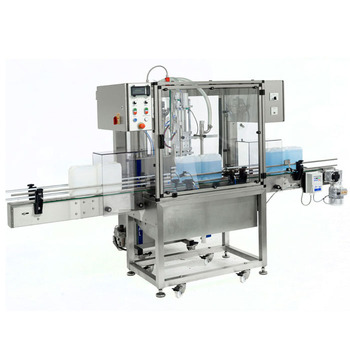 China Automatic Bottle Filling Machine Mango Juce Capping Machine