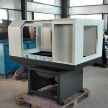 CNC machine enclosure