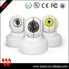 3G 4G GSM mobile phone access wireless CCTV auto track mini dome camera for pet baby monitor