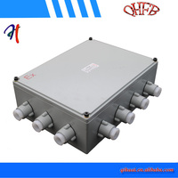 Explosion proof electronic enclosure box metal IP65