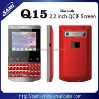 China 2.2 inch dual sim TV qwerty mobile phone Q15