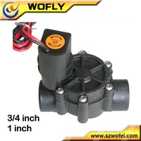 12v dc water latching solenoid valve for irrigation