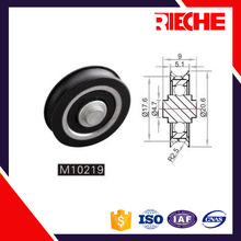 Various styles best sale poly v belt pulley