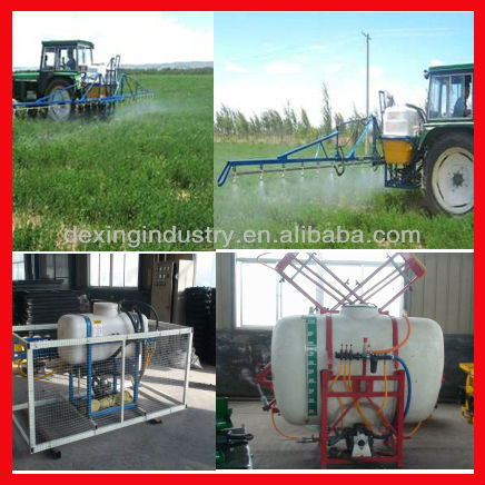 Farm Machinery, 200-1000L farm tractor sprayers