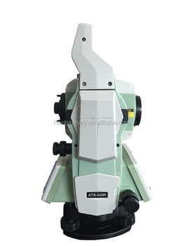 Sunway prismless can range up to 350m total station ATS-320R total station cheapest price