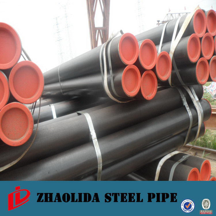 Large Diameter green house carbon steel p355n seamless steel pipe