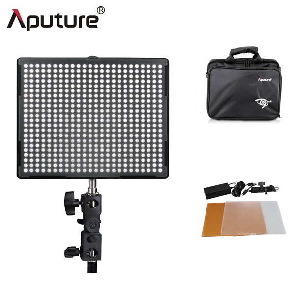 Aputure Amaran AL-528S Daylight <strong>Battery</strong> Powered LED continuous daylight Light