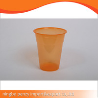 16oz disposable plastic drink cup