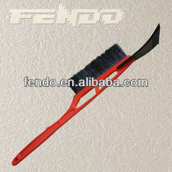 Car brush window squeegee plastic window cleaner