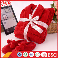 Polyester Winter Warm Women S Sleepwear