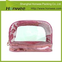 promotional smart round waterproof cosmetic foldable travel bag