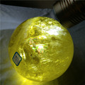 6.8kg natural citrine quartz crystal healing balls crystal stone spheres for sale