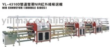Shoes making NIR conveyor (single side double layers)