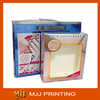 Cosmetic Packaging boxes Full color offset UV printing gold stamping packaging box manufacturer in Shenzhen China