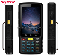 SENTER Multi function barcode scanner used as courier pda with barcode scanner
