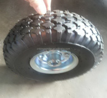 wheelbarrow rubber wheel 10 inches 3.50-4