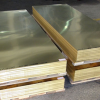 Factory Price Customized C2600 Sheet Copper