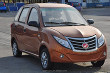 4 seats electric car with generator/Air conditoner