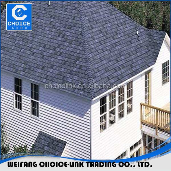 3-tab asphalt roofing shingle for Roof