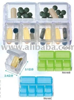 Detachable Pill Box