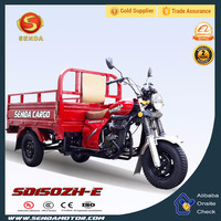 Hot Sale 150CC Cargo Tricycle 3 Wheel Scooter Best Selling Products Adult Tricycle SD150ZH-E