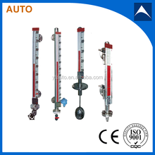 cheap mechanical type UHZ magnetic boiler water level gauge