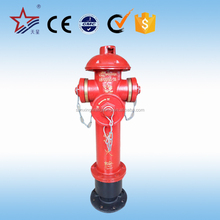 Fire fighting equipment 204Mpa Test Pressure fire hydrant valve for sale