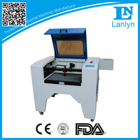 New model co2 laser mini brick ceramic pen laser engraving machine