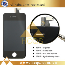 Mobile phone lcd for iPhone 4/4s lcd touch screen replacements with DHL shipping