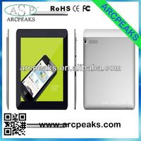 9.7 inch mtk8389 pocket sized tablet pc