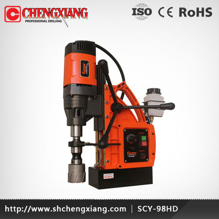 CAYKEN SCY-98HD magnetic hand drill machine heavy duty
