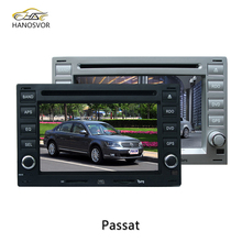 "wholesale price for car radio gps for vw golf 6 2 din 6.2"" universal car dvd gps with mp4"