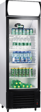 Display refrigerator showcase upright cooler SC-360 for store used