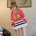 HipHop Unisex Chicago Blackhawks Hockey Fashion Wear